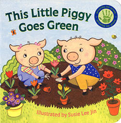 Click to buy THIS LITTLE PIGGY GOES GREEN