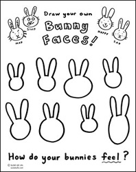 MINE! Bunny Faces