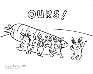 Mine Activity Coloring Pages